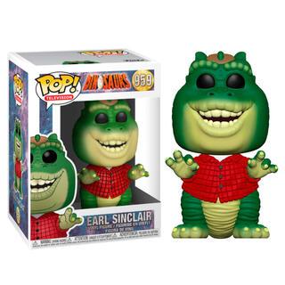 Figura Pop Dinosaurs Earl Sinclair-