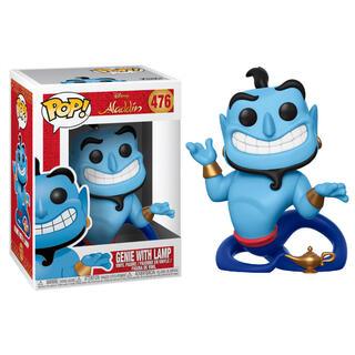 Figura Pop Disney Aladdin Genie With Lamp-