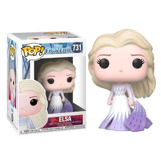 Figura Pop Disney Frozen 2 Elsa Epilogue-