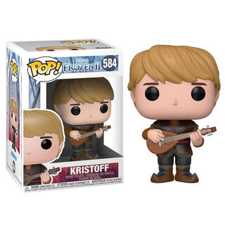 Figura Pop Disney Frozen 2 Kristoff-