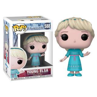 Figura Pop Disney Frozen 2 Young Elsa-