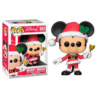 Figura Pop Disney Holiday Mickey-