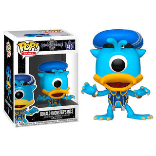 Figura Pop Disney Kingdom Hearts 3 Donald Monsters Inc.-