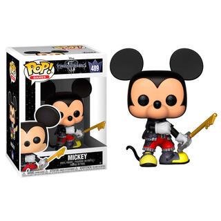 Figura Pop Disney Kingdom Hearts 3 Mickey-