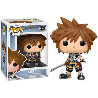 Figura Pop Disney Kingdom Hearts Sora Keyblade-