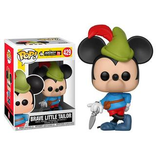 Figura Pop Disney Mickey's 90th Brave Little Tailor-