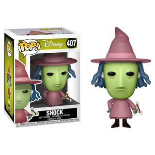 Figura Pop Disney Nightmare Before Christmas Shock-