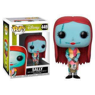 Figura Pop Disney Pesadilla Antes de Navidad Sally With Basket-