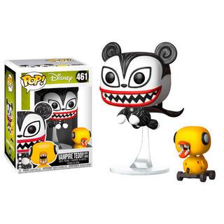 Figura Pop Disney Pesadilla Antes de Navidad Vampire Teddy With Undead Duck-
