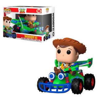 Figura Pop Disney Pixar Toy Story Woody With Rc-