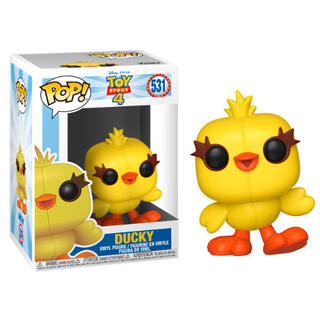 Figura Pop Disney Toy Story 4 Ducky-