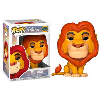 Figura Pop Disney el Rey Leon Mufasa-