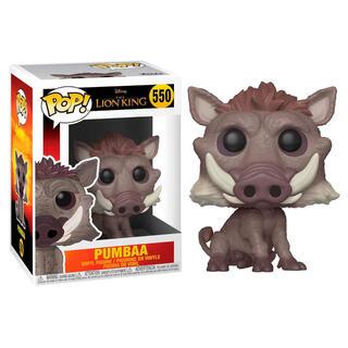Figura Pop Disney el Rey Leon Pumbaa-