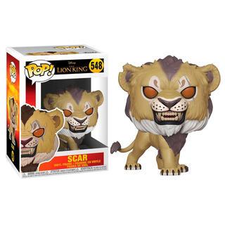 Figura Pop Disney el Rey Leon Scar-