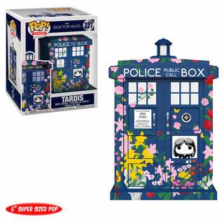 Figura Pop Doctor Who Tardis Clara Memorial 15cm-