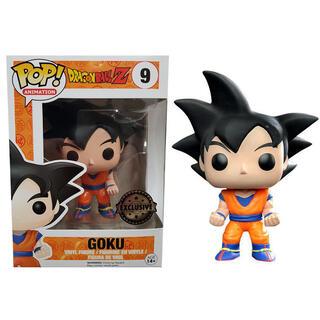 Figura Pop Dragon Ball Z Black Hair Goku Exclusive-