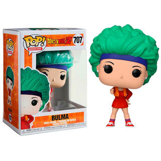 Figura Pop Dragon Ball Z Bulma-
