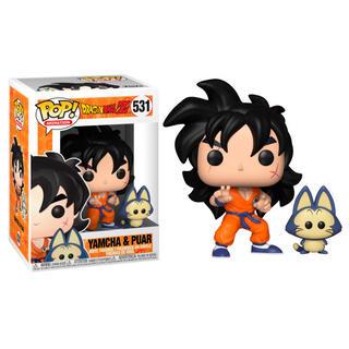 Figura Pop Dragon Ball Z Yamcha & Puar-