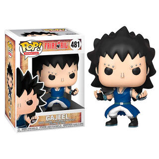 Figura Pop Fairy Tail Gajeel Serie 3-