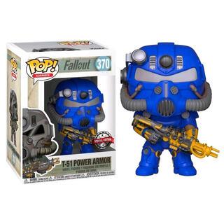 Figura Pop Fallout Power Armor Vault Tec Exclusive-