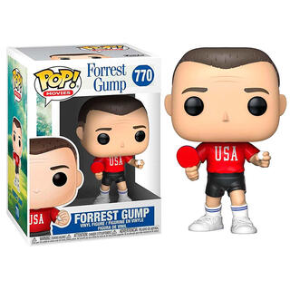Figura Pop Forrest Gump Forrest Ping Pong Outfit-