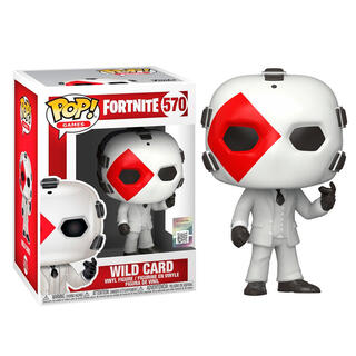 Figura Pop Fortnite Wild Card Diamond-