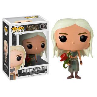 Figura Pop Game of Thrones Daenerys Targaryen-