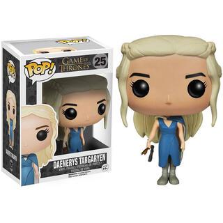 Figura Pop Game of Thrones Mhysa Daenerys Blue Dress-