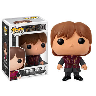 Figura Pop Game of Thrones Tyrion Lannister-