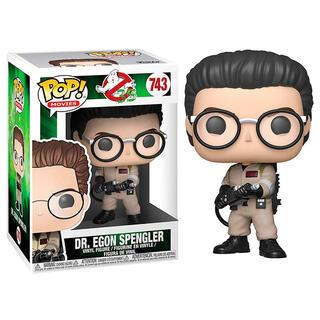 Figura Pop Ghostbusters Dr. Egon Spengler-