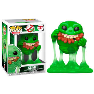 Figura Pop Ghostbusters Slimer With Hot Dogs-