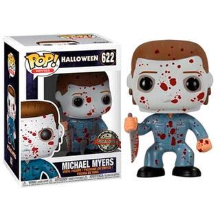 Figura Pop Halloween Michael Myers Blood Splatter Exclusive-