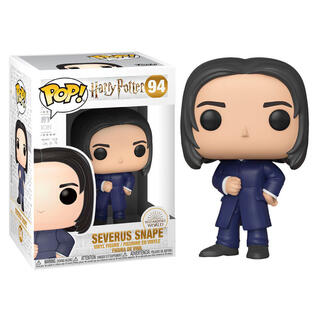 Figura Pop Harry Potter Severus Snape Yule-