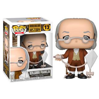 Figura Pop History Benjamin Franklin-