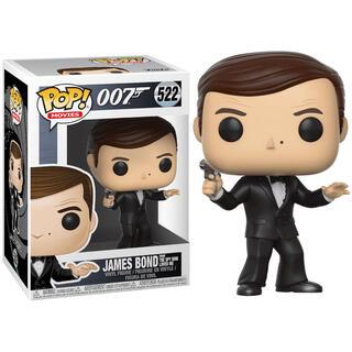 Figura Pop James Bond 007 Roger Moore-