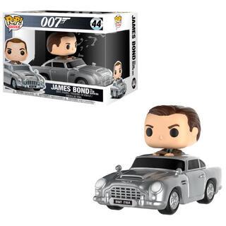 Figura Pop James Bond Aston Martin & Sean Connery-