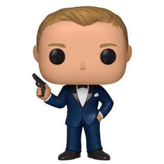 Figura Pop James Bond Daniel Craig Casino Royale Serie 2-