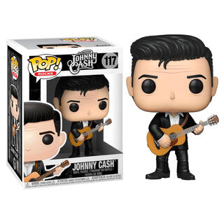 Figura Pop Johnny Cash-