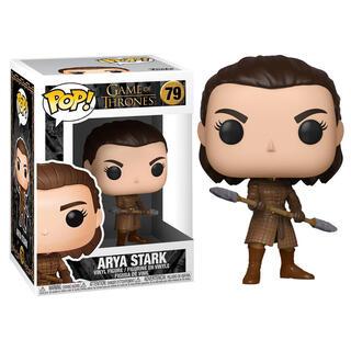 Figura Pop Juego de Tronos Arya With Two Headed Spear-