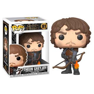 Figura Pop Juego de Tronos Theon With Flaming Arrows-