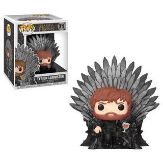 Figura Pop Juego de Tronos Tyrion Sitting On Throne-