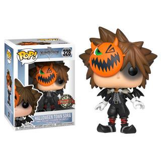 Figura Pop Kingdom Hearts Halloween Town Sora Exclusive-