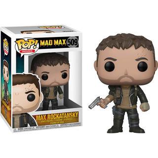 Figura Pop Mad Max Fury Road Max With Gun-