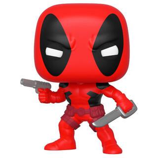 Figura Pop Marvel 80th First Appearance Deadpool-