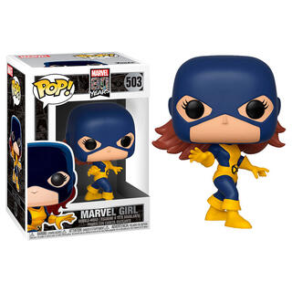 Figura Pop Marvel 80th First Appearance Marvel Girl-