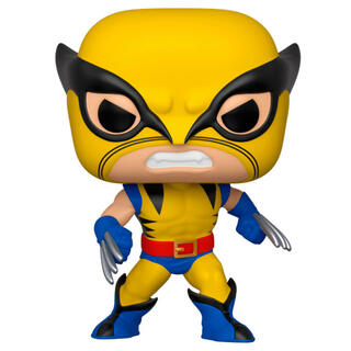 Figura Pop Marvel 80th First Appearance Wolverine-