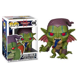 Figura Pop Marvel Animated Spiderman Green Goblin-
