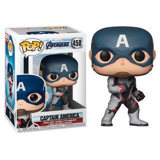 Figura Pop Marvel Avengers Endgame Captain America-