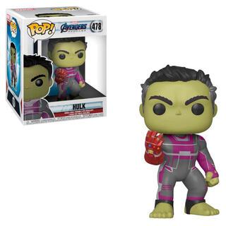 Figura Pop Marvel Avengers Endgame Hulk 15cm-