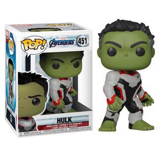Figura Pop Marvel Avengers Endgame Hulk-